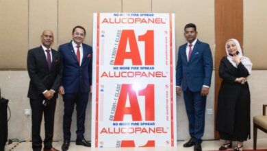 Photo of Danube Group Launches World's First Civil Defence Approved Alucopanel A1 Aluminium Composite Panel Façade